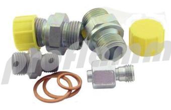 Anschlussteile für Pumpe J6 / J7