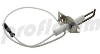 Buderus Zündelektrode mit Kabel 400 mm