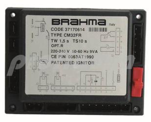 Brahma CM 32FR Code 37170614
