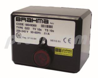 Brahma G22 Code 18049300