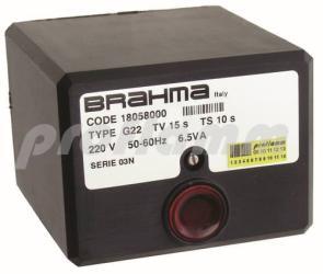 Brahma G22 S03N Code 18058000
