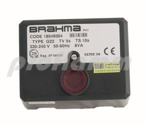 Brahma G22 Code 18049304 (18048008)