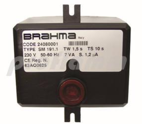 Brahma SM 191.1 Code 24080001