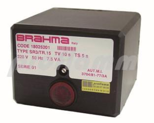 Brahma SR3/TR15 Code 18025201