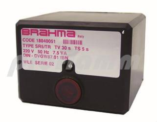Brahma SR5/TR Code 18040051