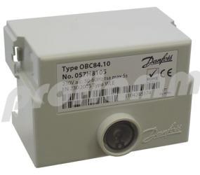 Danfoss QBC 84.10 Feuerungsautomat