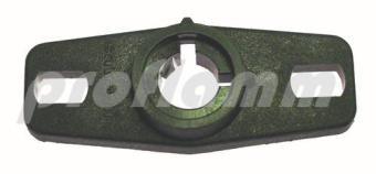 Befestigungsflansch Fotozelle 7 mm