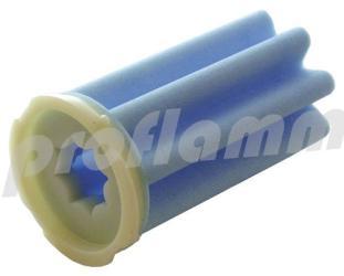 Afriso Siku-Filtereinsatz 50 µm blau