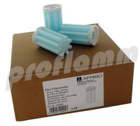 Afriso Siku-Filtereinsatz 50 µm blau VPE25