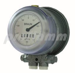 Braun HZ-3 Ölmengenzähler werksgeprüft