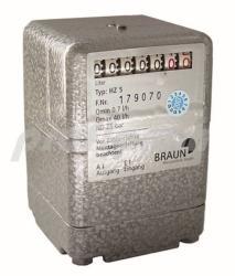 Braun HZ-5 Ölmengenzähler