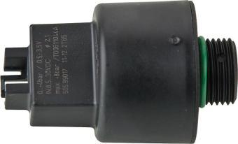 Buderus Druckmesser Typ 505.99017