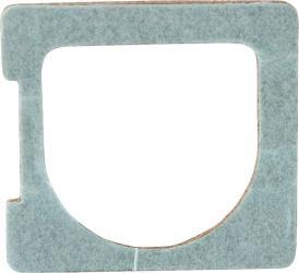 Brennerflanschdichtung Riello 35 x 35 mm