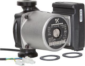 Buderus Pumpe UPER 25-50, 130 mm