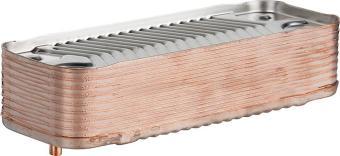 Buderus Plattenwärmetauscher GB152